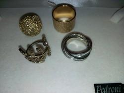 4 db Különböző Gyűrű