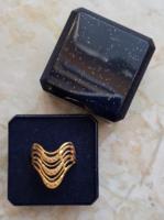 Szépséges király-gyűrű eladó