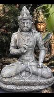 Távol keleti BuddhaTara szobor ábrázolása