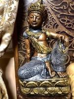 Távol keleti stílusú Tara buddha Szobor