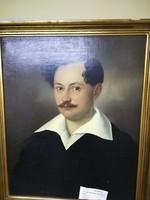 Biedermeier festmény