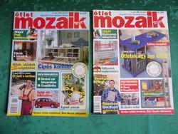 Ötlet mozaik 2.és 3. száma 1998.