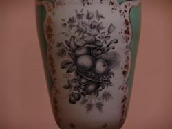 Nagyméretű antik asztali petróleum lámpa
