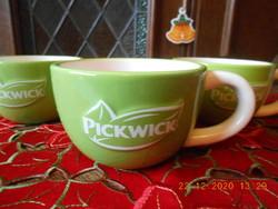 Pickwick teás csészék, zöld alma
