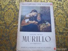 Meisterwerke  der Malerei   A festészet Mesterei   , Murillo