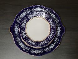 Zsolnay Pompadour II süteményes készlet II.