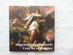 Magyarország pénzérméi forgalmi sor 2013 PP Gárdony