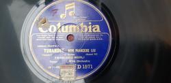 FRANCESCO MERLI  TENOR -  78 RPM GRAMOFON LEMEZ