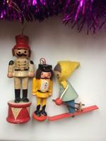 Diótörő karácsonyfadísz