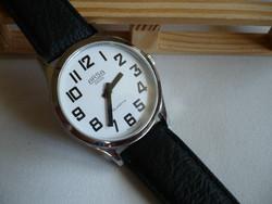 Arsa egy különleges svájci óra gyengén látók számára