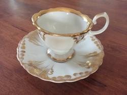 Antik Biedermeier KPM porcelán csésze és alj P311