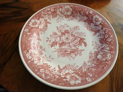 Villeroy és Boch Mettlach kínáló tányér, 26 cm átmérővel, hibátlan állapotban