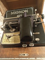 MIGNON AEG Írógép