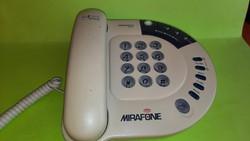 Retro ,nagyothallóknak készült telefon. 7500.-Ft