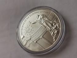 Szt Gellért ezüst 3000 Ft 31,46 gramm 0,925