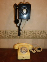 Weidmann ( Svájc ) és M.M. ( magyar) telefon