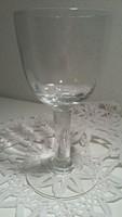 Boros pohár, régi, pótlásnak