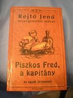 Rejtő Jenő kemény fedeles 9 db Könyve egy kötetben Akik életet cserélnek 745 oldaltól kezdődik