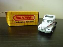 Matchbox Mack model A CH500 kisautó kamion dobozos