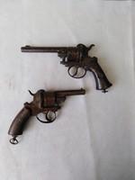 Régi pisztolyok