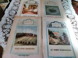 Honvédségi kiadványok 1949-50-es évekből .