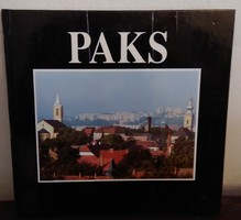 Kiss G. Péter Paks - több nyelvű ( magyar, német , angol )könyv
