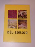 Dél - Borsod turisztikai kiskönyv Kratochwill Tivadar (szerk)