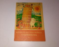 Képes olasz nyelvkönyv gyerekeknek 1.