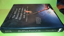 ​David Miller:The Official History of the Olympic Games and the IOC 2008.8900.-Ft