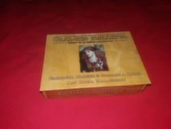 Lélegzetelállítóan szép GRÁL-KÓD nagy alapú Jóskártya könyvvel gyűjtői állapotban