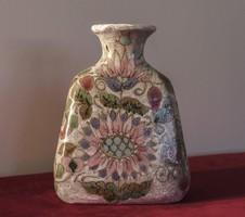 Olasz váza, jelzett kerámia