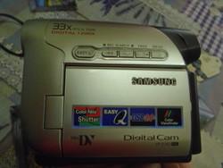 Samsung VP-D362 Camcorder - Silver kamera