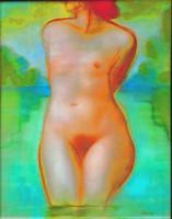 Sassy Attila (1880 - 1967): Szépség és táj