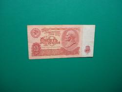 10 rubel 1961