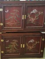 Kínai tálaló szekrény (1 db)