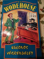 P. G. Woodhause: Különös végrendelet, alkudható!