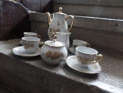 Colditz Német kávéskészlet