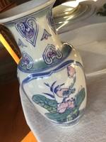 Kínai váza, 26 centis, különleges