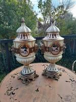 Empire fedeles vázák párban