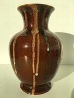 Gránit váza régi nagy méretű