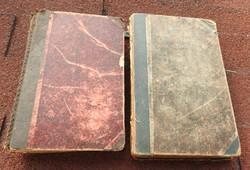 Brady _ Harc egy leányért /  Krauterbuch - antik könyvek