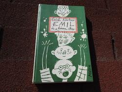 Erich Kastner EMIL és a három iker