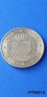 Málta 50 cent 2008 (BU) VF