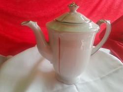 Drasche porcelán kávés kancsó kiöntő