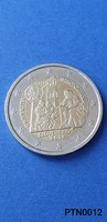 Szlovákia emlék 2 euro 2017 (BU) VF