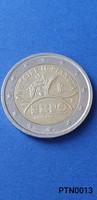 Olaszország emlék 2 euro 2015 (BU) VF