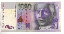 1000 korun korona 2005 Szlovákia
