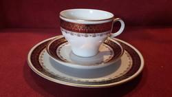 Porcelán reggeliző szett 1.