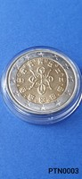 Portugália forgalmi 2 euro 2005 (BU) VF