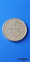 Finnország 10 cent 2001 (BU) EF